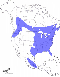 Barred Owl Range Map